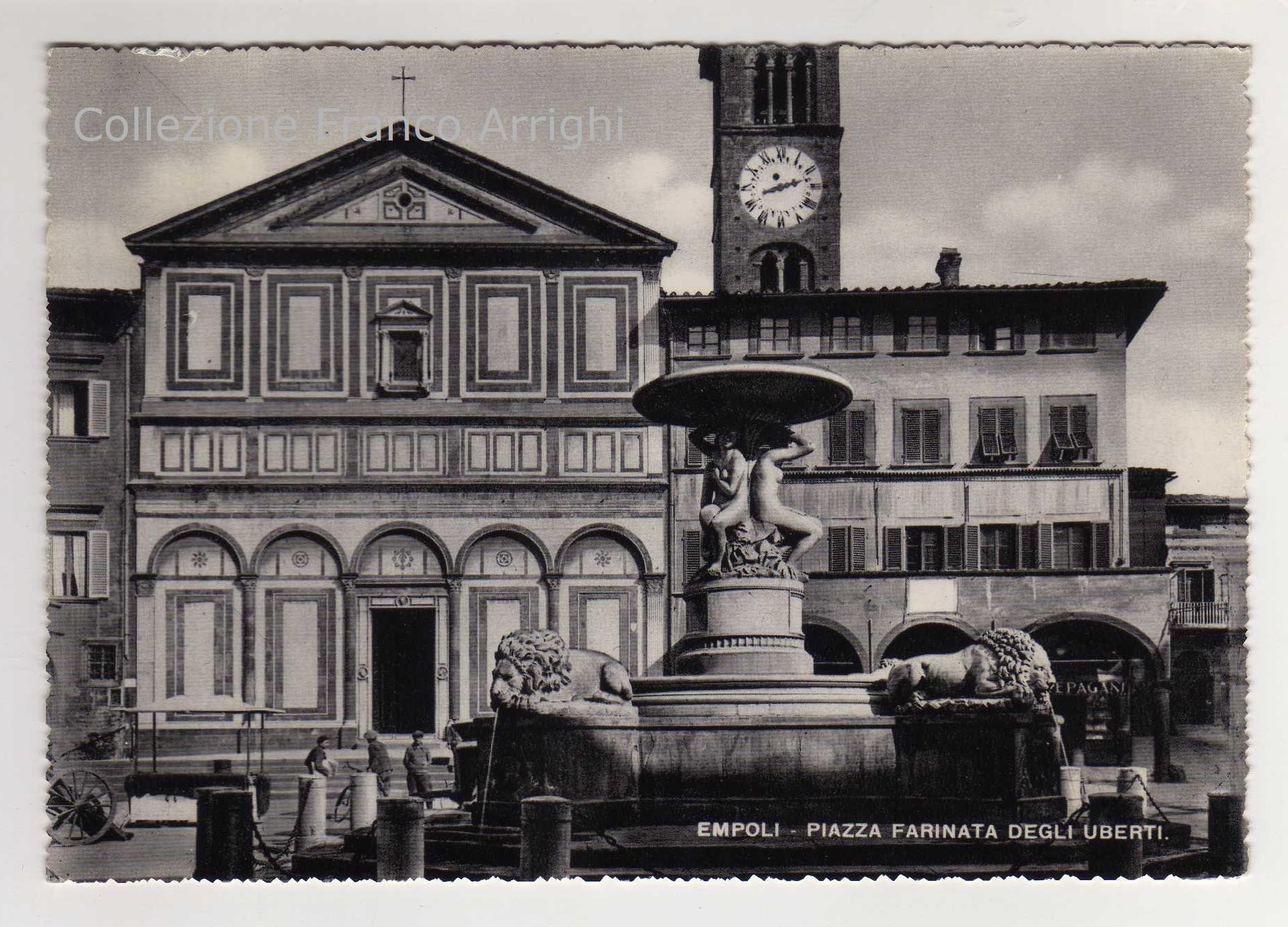Dal Fondo Di Franco Arrighi, La Nostra Bella Fontana…