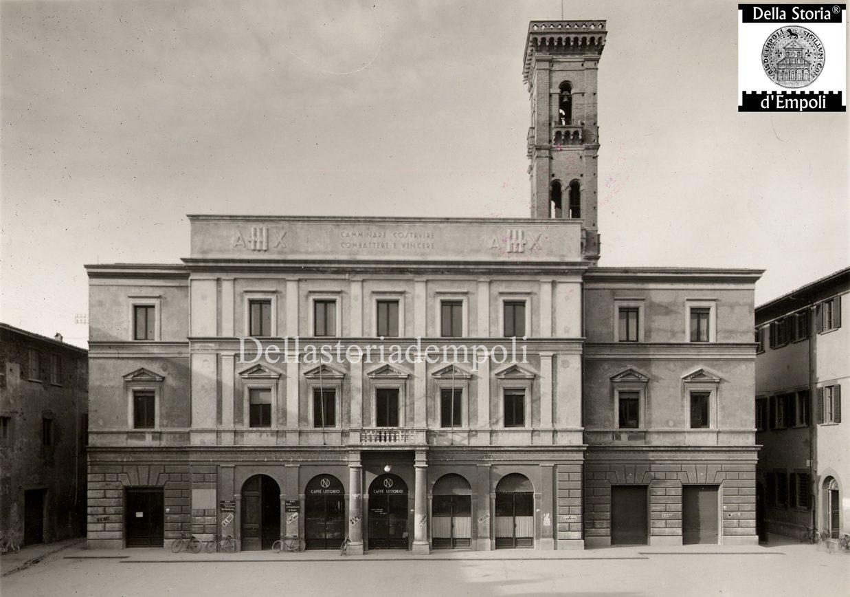 21 Mag 1933: Starace e Pavolini inaugurano la Casa del ...