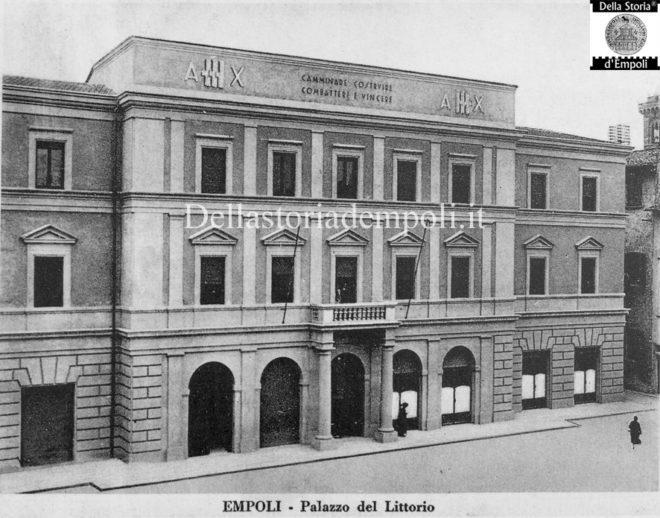 Empoli - Piazza del Popolo anni 30 2