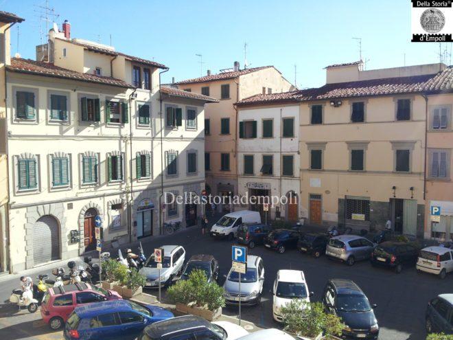 Empoli - Piazza del Popolo scattato dal Comune 1