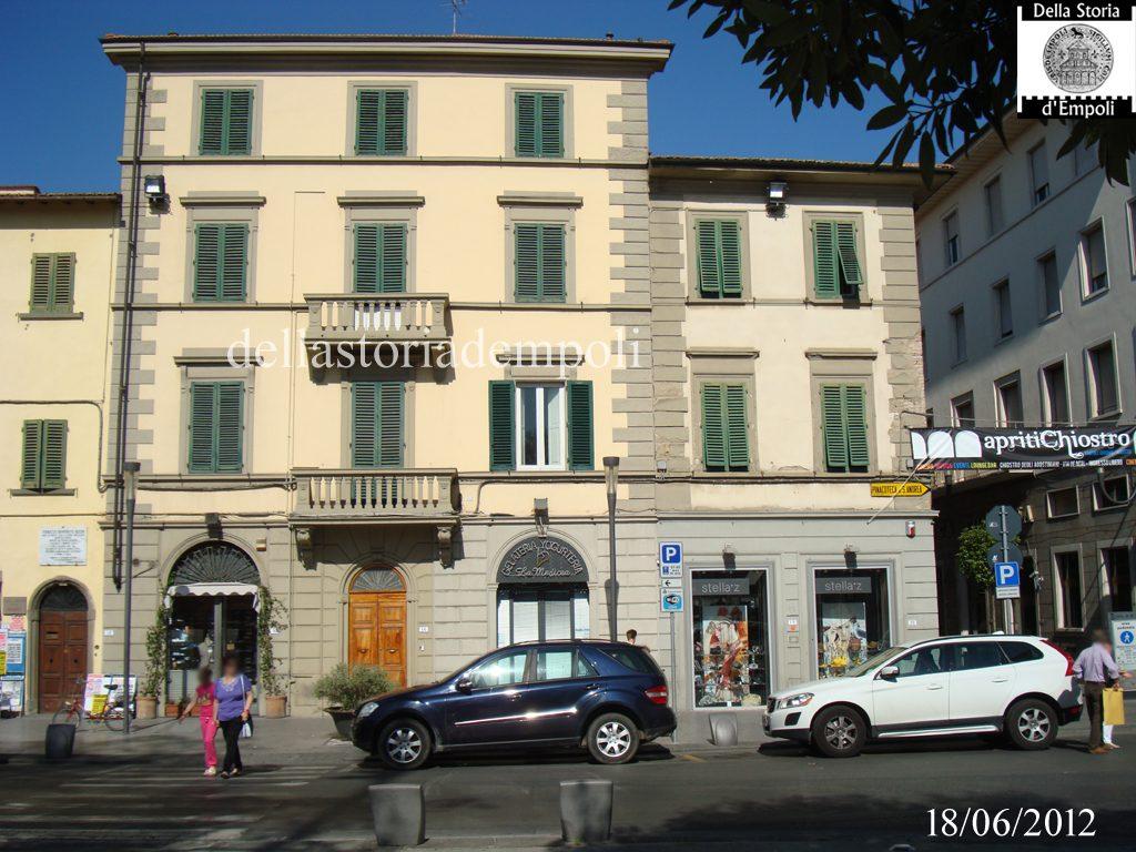 Empoli – Piazza della Vittoria 18-06-2012