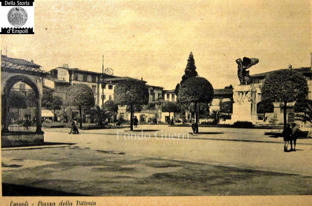 Piazza Della Vittoria, 1941