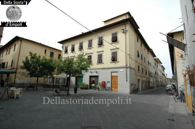 Empoli - Piazzetta Madonna della Quiete 03-10-2011 foto di Carlo Pagliai