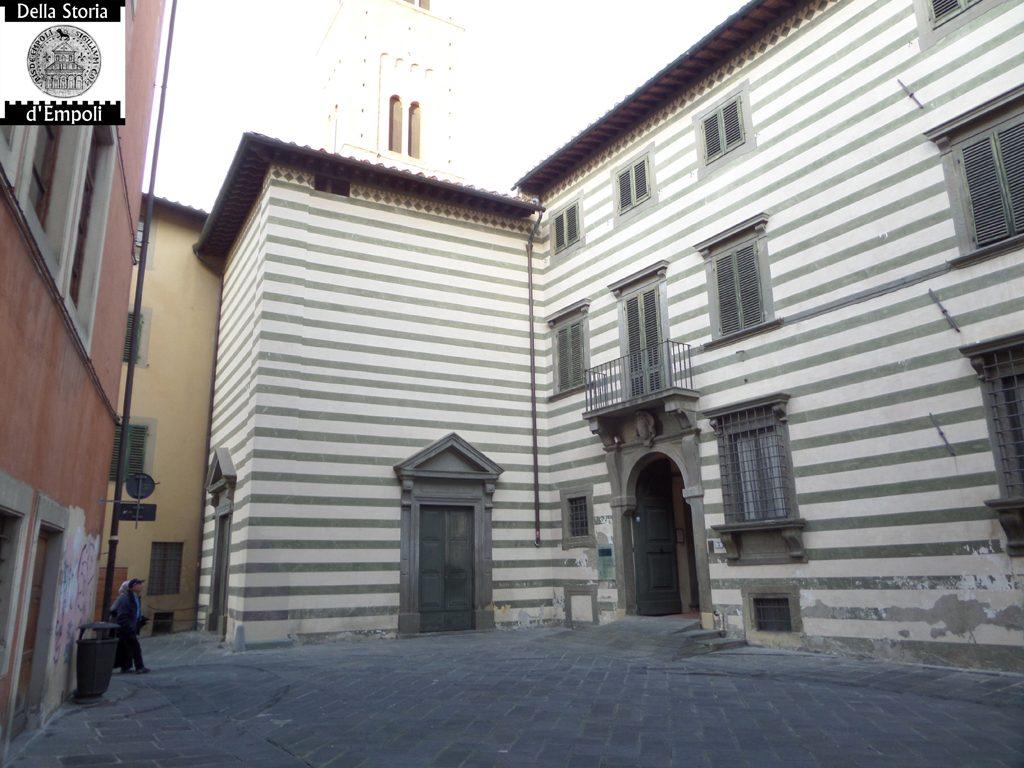 16 Luglio Ore 21.30: Visita In Notturna Al Museo Della Collegiata Di Empoli