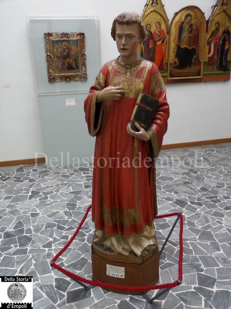 Il San Lorenzo Del Valdambrino, Ovvero L'ex Santo Stefano