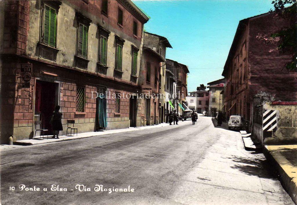 Empoli – Ponte A Elsa Via Nazionale