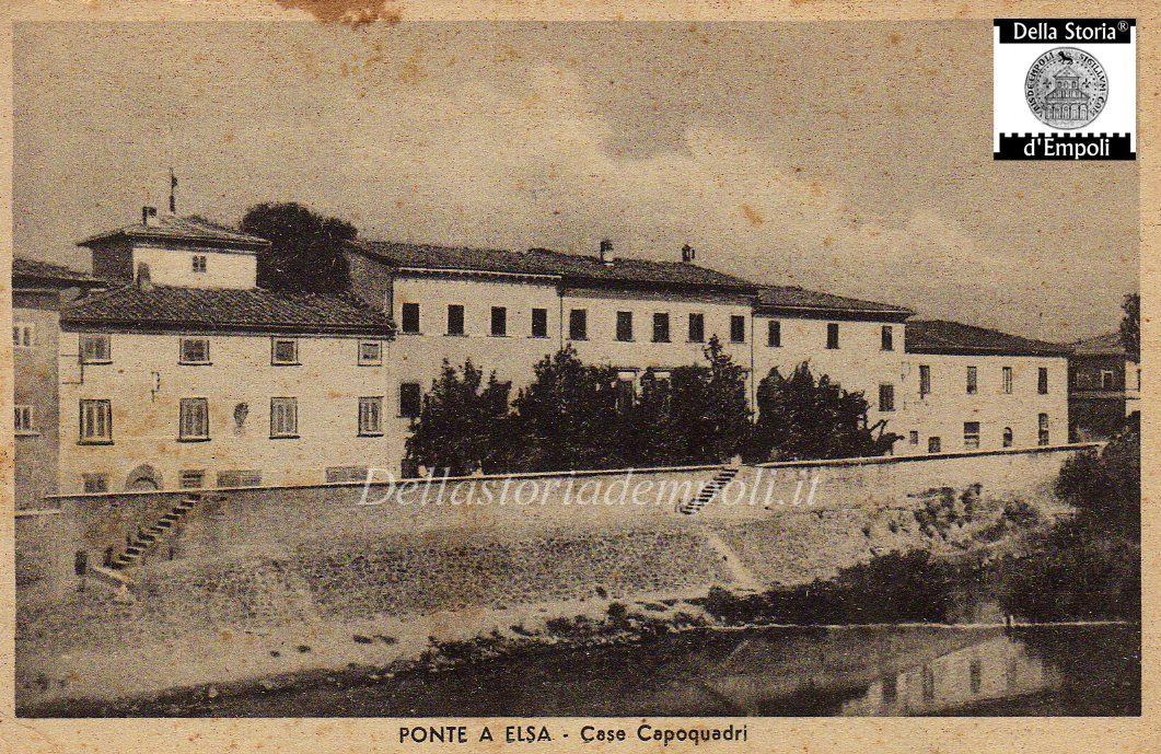 Empoli - Ponte A Elsa Case Capoquadri
