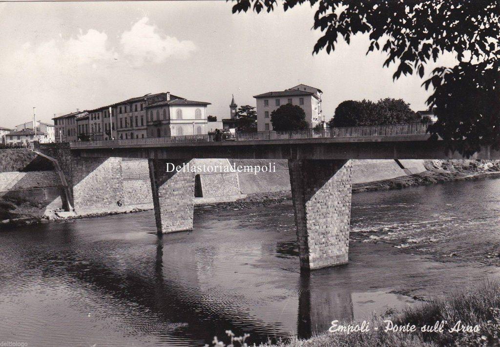 il vecchio ponte foto anteriore all 39 allovione del 1966
