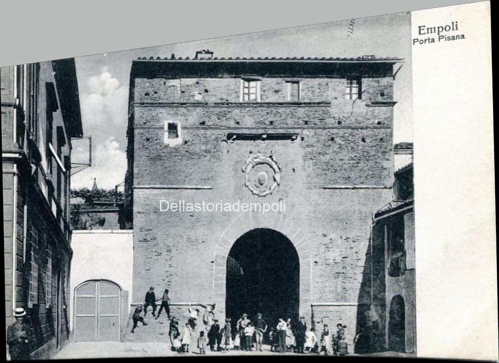 Empoli Porta Pisana Raddrizzata
