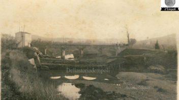 Pozzale e il vecchio ponte sotto il Cotone