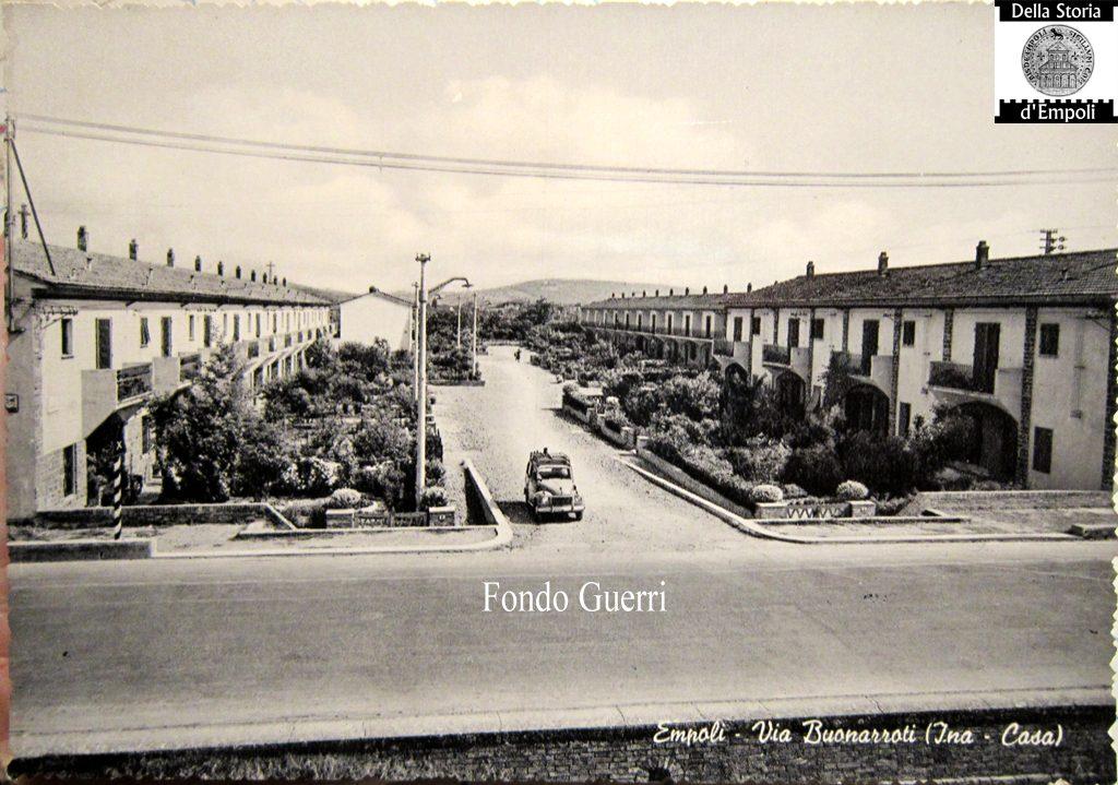 Empoli Santa Maria Case Fanfani