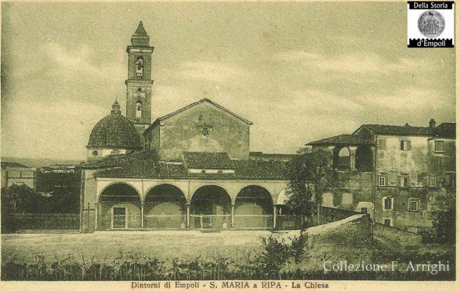 Empoli - Santa Maria a Ripa chiesa 2