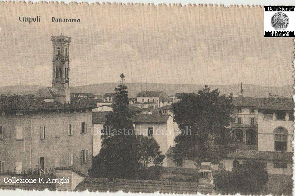 Empoli – Spedale Vecchio Col Loggia Visto Sud