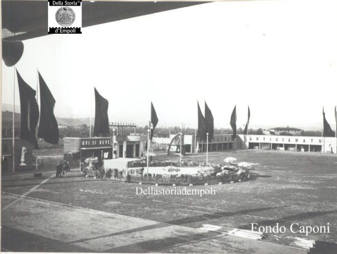 Stadio Martelli e la Mostra delle attività empolesi 1939