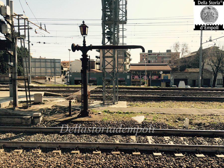 Empoli, Foto Del Giorno » Stazione Ferroviaria, Pompa Per Locomotive »