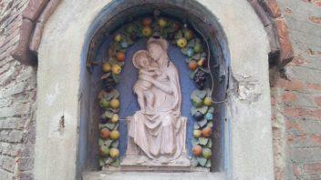 La Madonna degli Architetti al Magazzino del Sale in via Ridolfi a Empoli