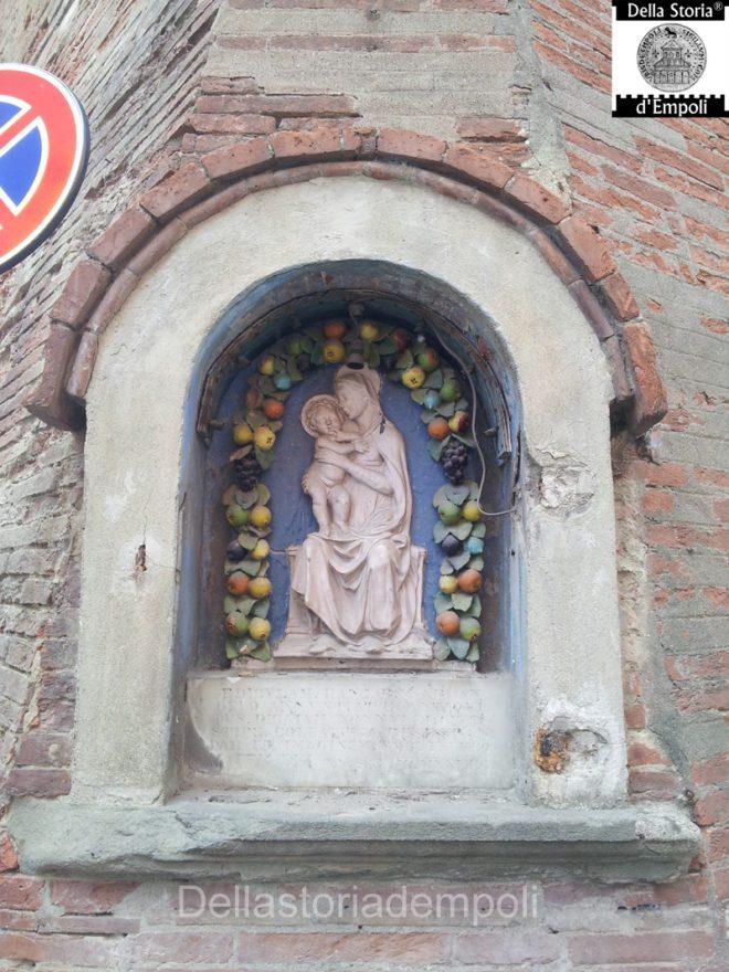 Empoli - Tabernacolo madonna al Magazzin del sale 2012-09-15
