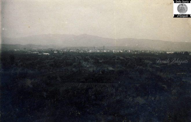 Empoli - Veduta panoramica di Empoli da Davide Pelagotti