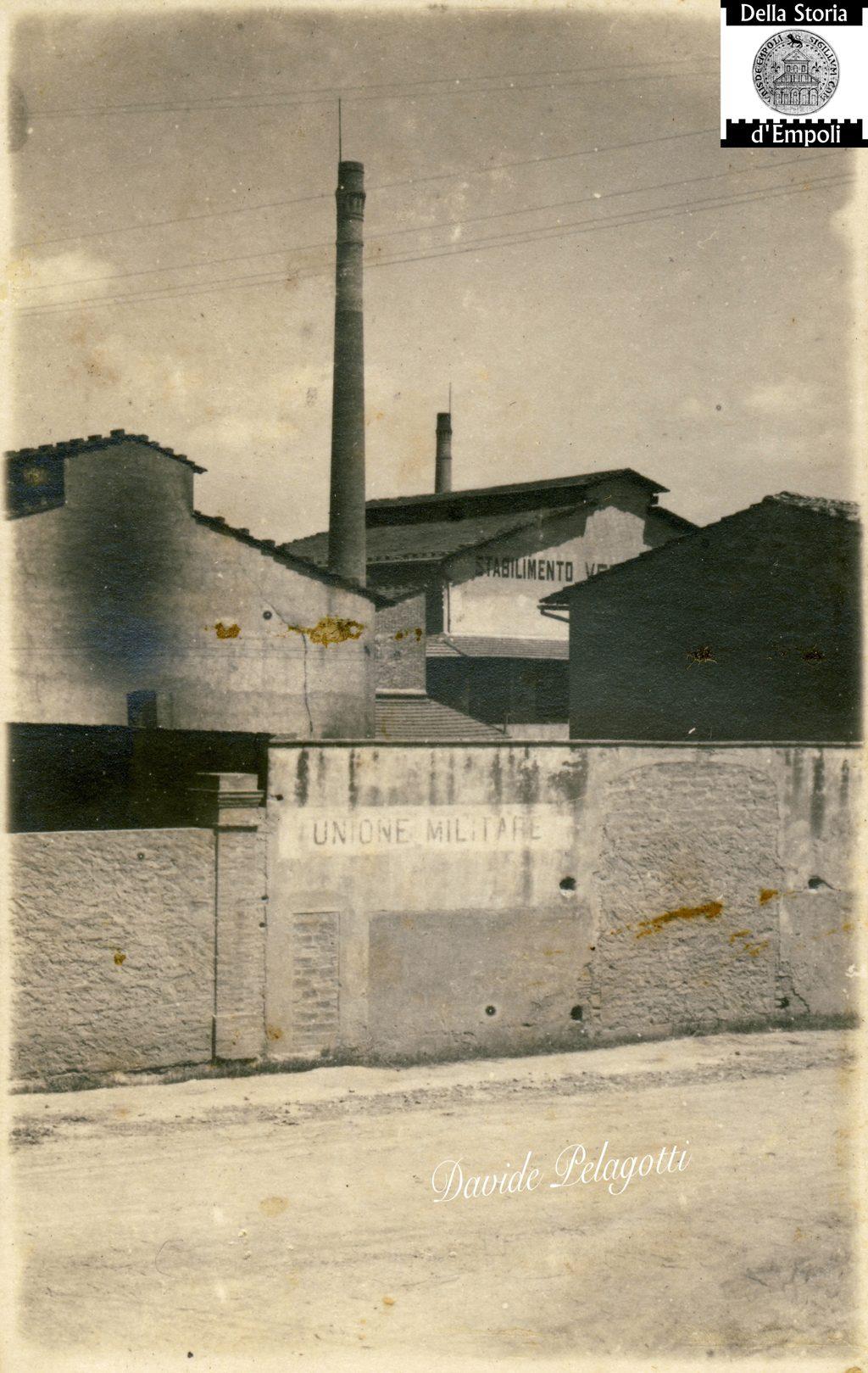 Empoli – Vetreria SVE Unione Militare Da Davide Pelagotti