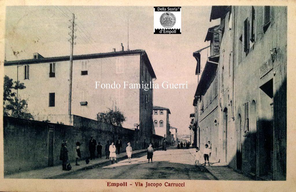 Empoli, Istituto Calasanzio Da Via Carrucci