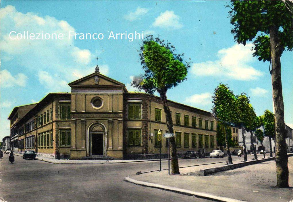 Empoli – Via Cavour Incrocio Via Fabiani Metà Anni 60