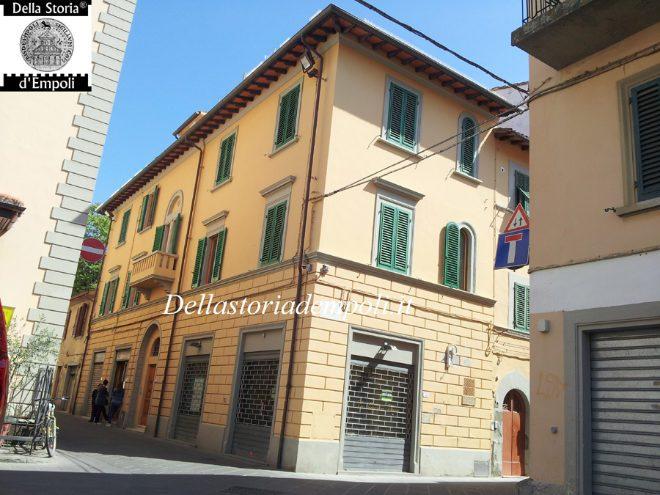Empoli - Via Chiara 10-05-2014 Casa Marchese Feroni 1