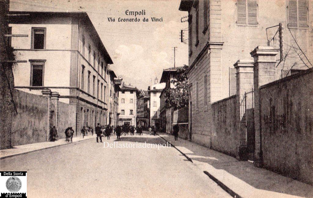Empoli – Via Leonardo Da Vinci