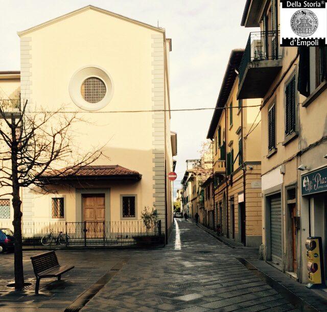 Empoli - Piazza Madonna Della Quiete E Via Marchetti, Già Via Della Fogna