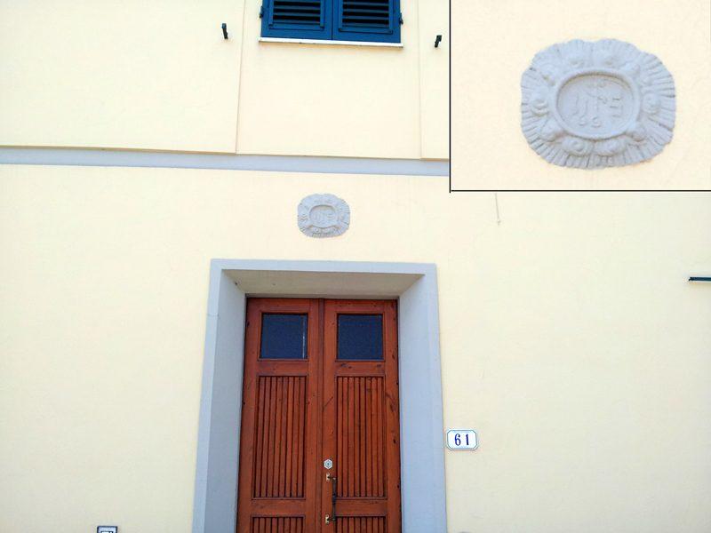 Empoli – Via Oberdan 61 Stemma