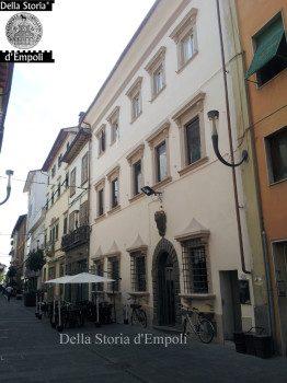 Palazzo Ricci, 31 ago 2012. Foto di C. Pagliai