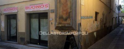 Empoli – Via Ridolfi Tabernacolo Madonna di Loreto 02-10-2015 (2)