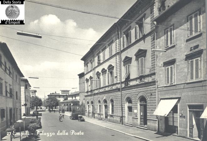 Empoli - Via Roma ex palazzo delle poste