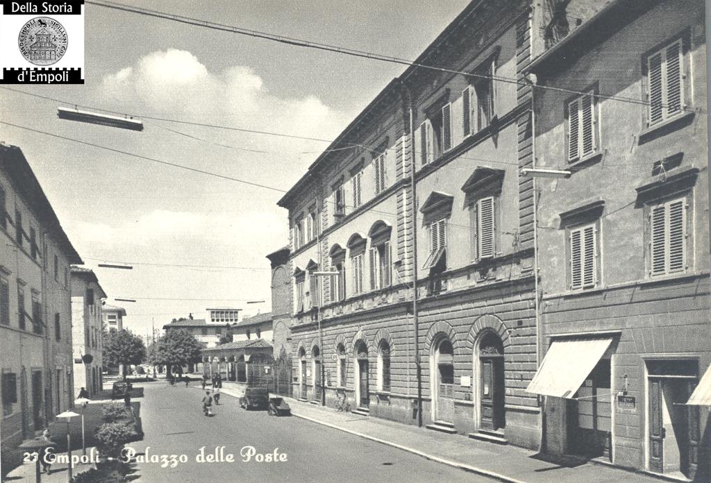 Empoli – Via Roma Ex Palazzo Delle Poste