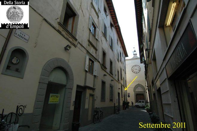 Empoli - Via Santo Stefano 16-10-2011 1