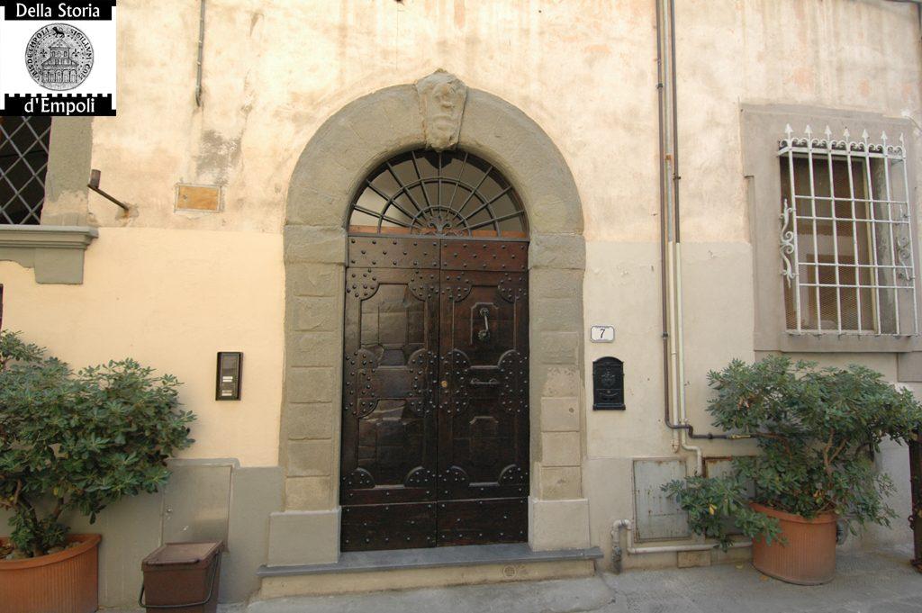 Stemma Della Cervia Dentro Il Castello