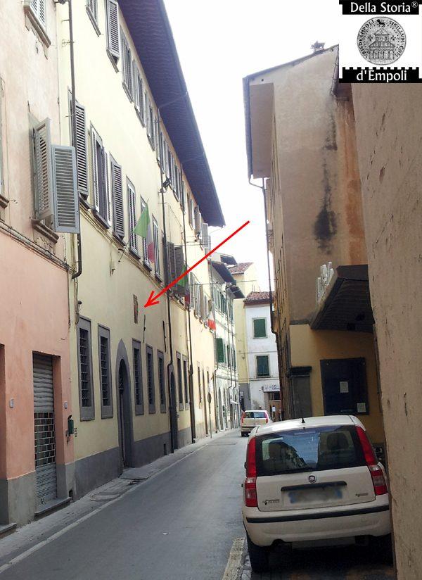 Empoli – Via de Neri 5
