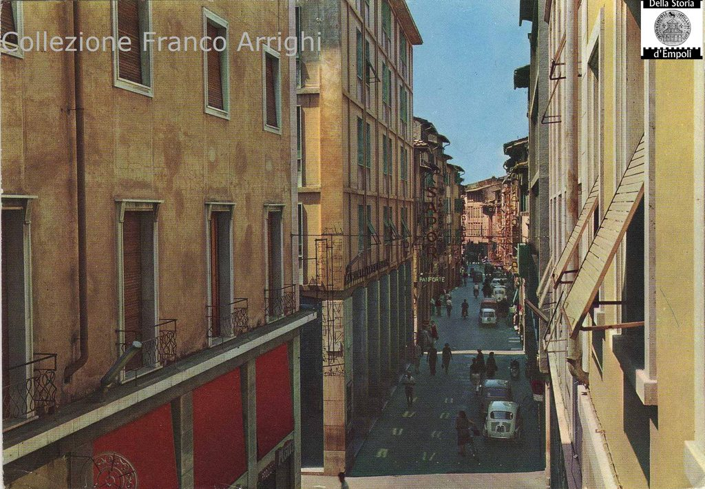 Via Del Giglio Anni '60 Pressi I Portici