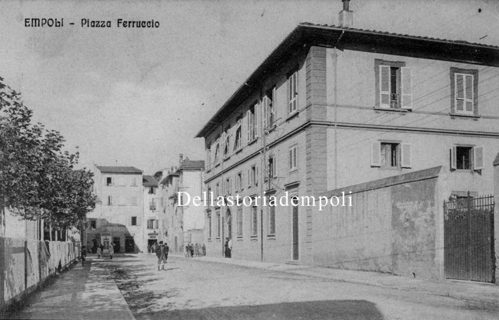 Empoli – Via E Piazza Ferrucci Ex Prigione Ex Usl11