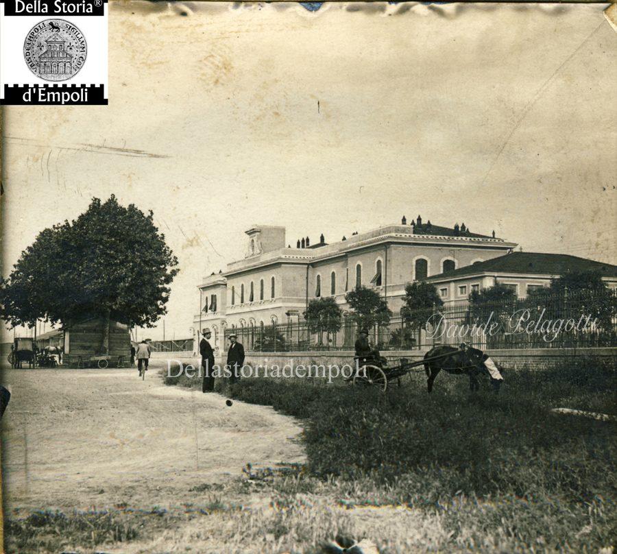 Empoli Stazione Ferroviaria Da Pelagotti