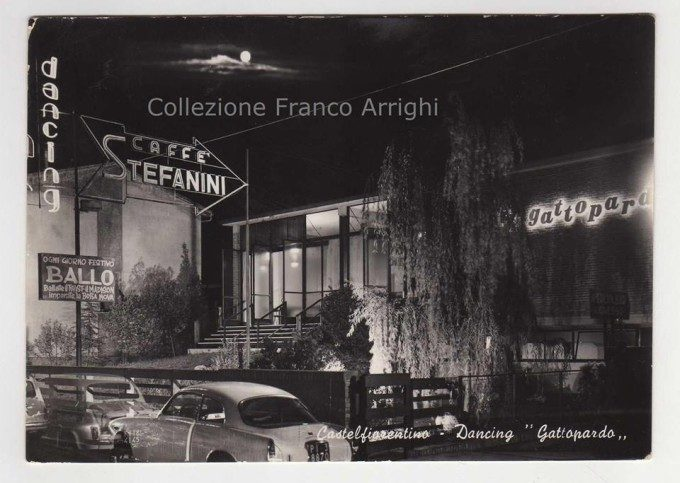 Dalla Collezione Di Franco Arrighi, Un Mito: Il Gattopardo!