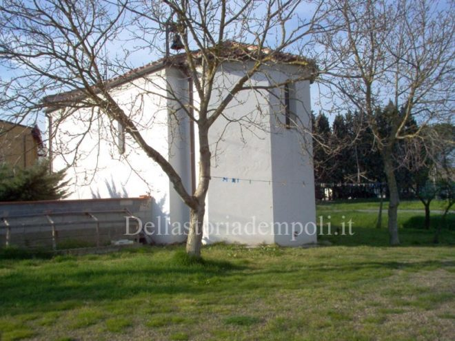 Abside della Chiesa di S. Martino a Molin Nuovo