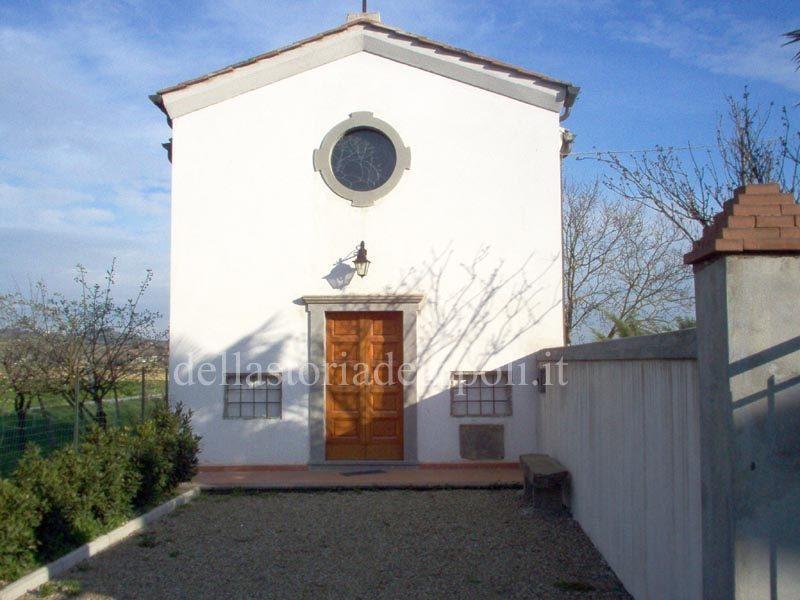 L'antica Chiesa Di San Martino In Piano, Detta Anche Al Molin Nuovo – Di Carlo Pagliai