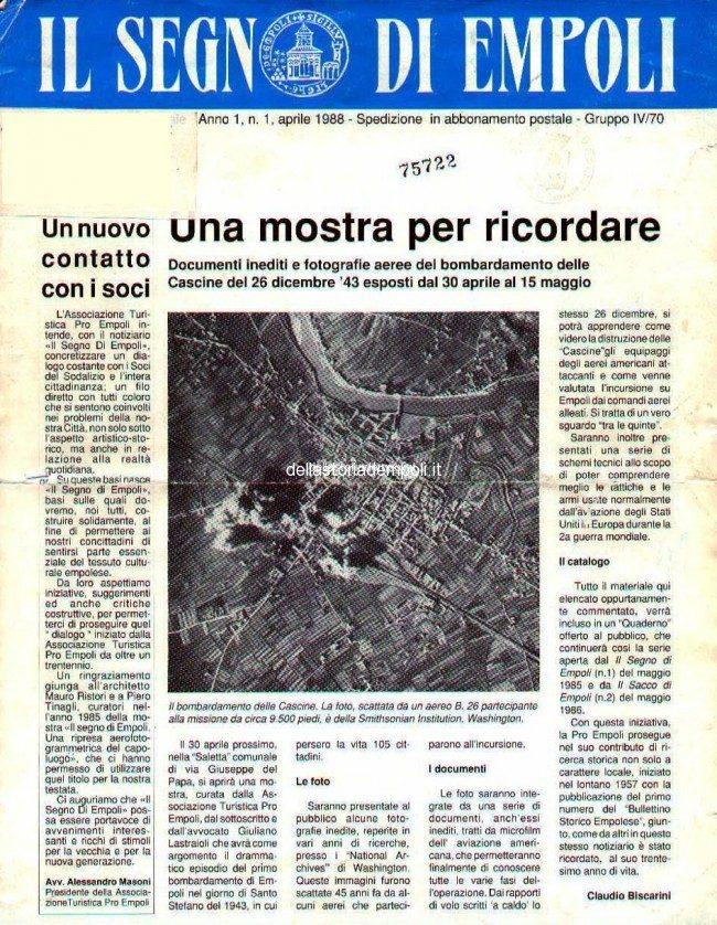 Bibliografia Di Giuliano Lastraioli – Parte Prima: Il Segno Dal 1988 Al 2002