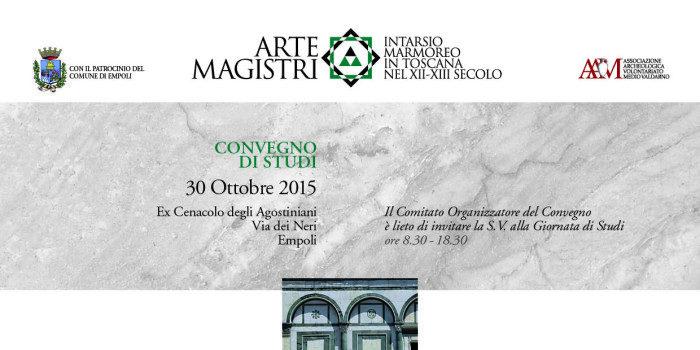 Arte Magistri: Convegno Di Studi Sugli Intarsi Marmorei Nel XII-XIII Secolo