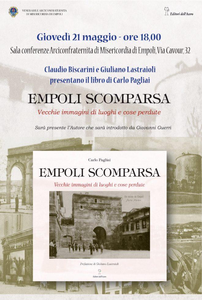 Locandina presentazione Empoli