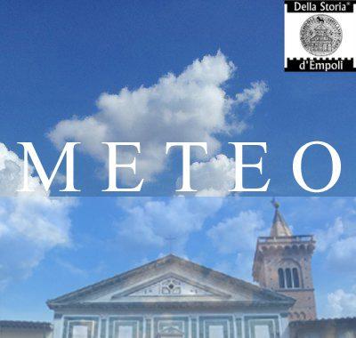 Empoli: Dati Meteorologici In Tempo Reale