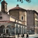 [cartolina]: Santuario Della Madonna Del Pozzo E Via Roma, Anni Cinquanta