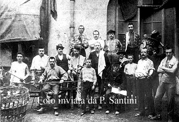 Operai Del Vivo Sec XIX