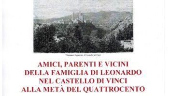Vinci: alla Ricerca di Piero di Malvolto, Padrino di Leonardo