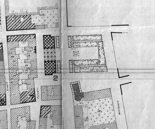 Piano Ricostruzione 1947